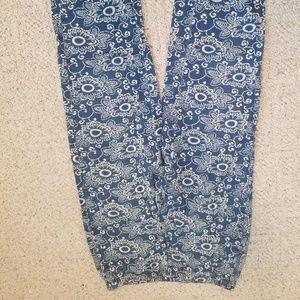 Vintage Liz Claiborne Blue High-Waisted Pants